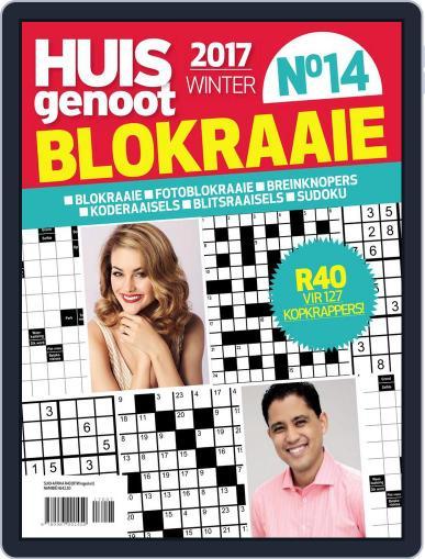 Huisgenoot Blokraai April 1st, 2017 Digital Back Issue Cover