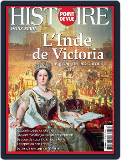 Point de Vue Histoire October 1st, 2016 Digital Back Issue Cover