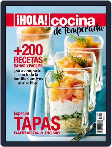 ¡hola! Cocina August 27th, 2018 Digital Back Issue Cover
