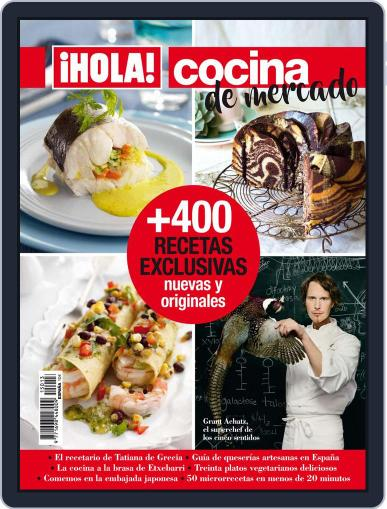 ¡hola! Cocina December 1st, 2016 Digital Back Issue Cover