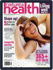 Nature & Health (Digital) Subscription January 1st, 2017 Issue