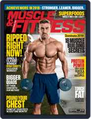 Muscle & Fitness Australia (Digital) Subscription February 1st, 2018 Issue
