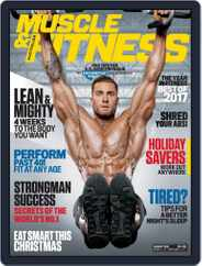Muscle & Fitness Australia (Digital) Subscription January 1st, 2018 Issue
