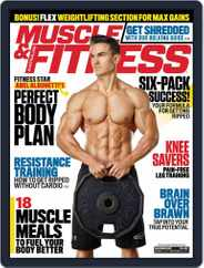 Muscle & Fitness Australia (Digital) Subscription November 1st, 2017 Issue