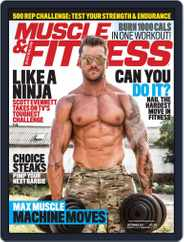 Muscle & Fitness Australia (Digital) Subscription September 1st, 2017 Issue