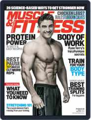 Muscle & Fitness Australia (Digital) Subscription July 1st, 2017 Issue