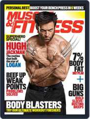 Muscle & Fitness Australia (Digital) Subscription March 1st, 2017 Issue