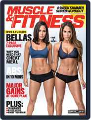 Muscle & Fitness Australia (Digital) Subscription November 1st, 2016 Issue