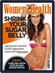 Women's Health Shrink Your Sugar Belly Magazine (Digital) Subscription January 1st, 2016 Issue