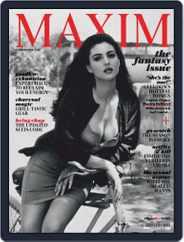 Maxim India (Digital) Subscription October 1st, 2018 Issue