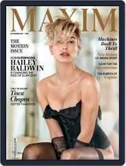 Maxim India (Digital) Subscription December 1st, 2017 Issue