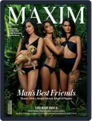 Maxim India (Digital) Subscription August 1st, 2017 Issue