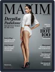 Maxim India (Digital) Subscription June 1st, 2017 Issue