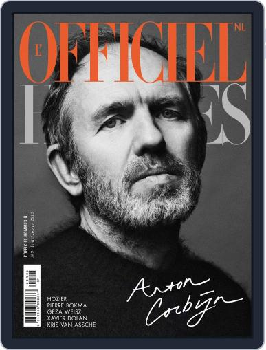 L'officiel Hommes Nl July 10th, 2015 Digital Back Issue Cover