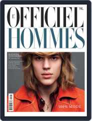 L'officiel Hommes Nl (Digital) Subscription March 14th, 2012 Issue