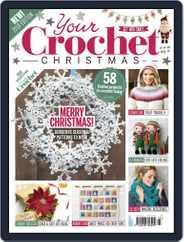 Your Crochet Christmas Magazine (Digital) Subscription September 5th, 2018 Issue