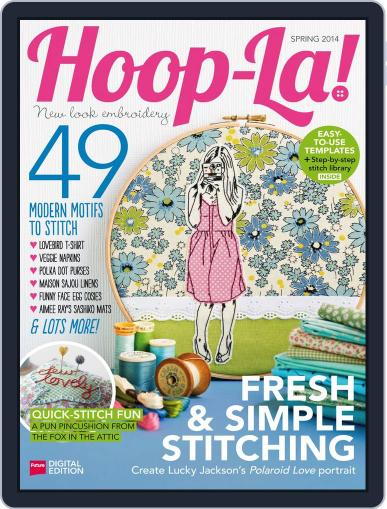 Hoop-La! February 26th, 2014 Digital Back Issue Cover