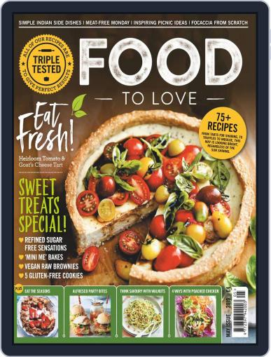 Food To Love May 1st, 2019 Digital Back Issue Cover