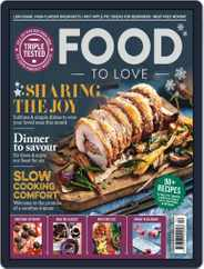 Food To Love (Digital) Subscription December 1st, 2018 Issue