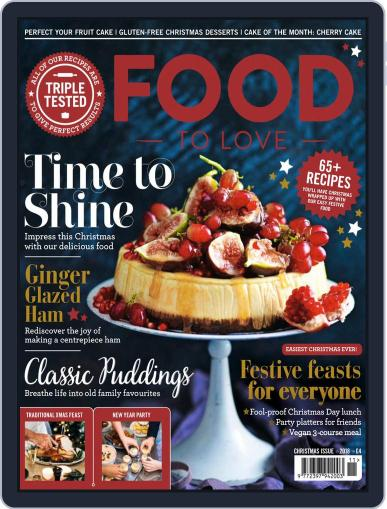 Food To Love November 1st, 2018 Digital Back Issue Cover
