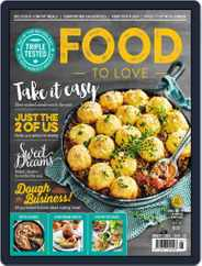 Food To Love (Digital) Subscription January 1st, 2018 Issue