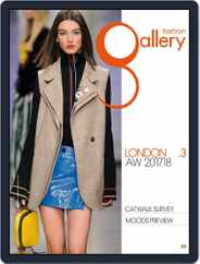 FASHION GALLERY LONDON (Digital) Subscription October 1st, 2017 Issue