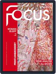 FASHION FOCUS WOMAN PRINT.EMBROIDERY (Digital) Subscription January 1st, 2017 Issue