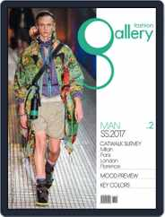 FASHION GALLERY MAN (Digital) Subscription January 1st, 2017 Issue