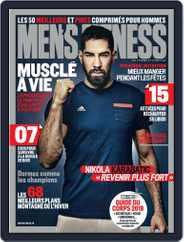 Men's Fitness - France (Digital) Subscription January 1st, 2019 Issue