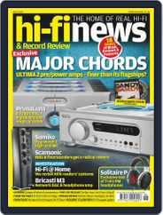 Hi Fi News (Digital) Subscription June 1st, 2020 Issue