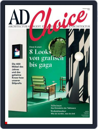AD Choice Deutschland July 8th, 2016 Digital Back Issue Cover