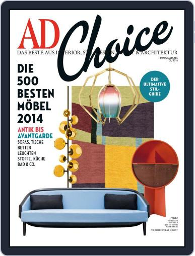 AD Choice Deutschland June 1st, 2014 Digital Back Issue Cover