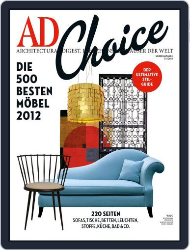 AD Choice Deutschland May 29th, 2012 Digital Back Issue Cover