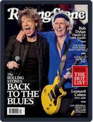 Rolling Stone Australia (Digital) Subscription January 1st, 2017 Issue
