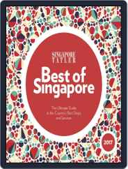 Singapore Tatler Best Of Singapore Magazine (Digital) Subscription April 1st, 2017 Issue