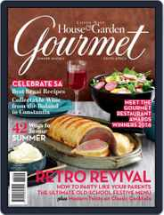 House & Garden Gourmet South Africa Magazine (Digital) Subscription December 1st, 2016 Issue