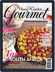 House & Garden Gourmet South Africa Magazine (Digital) Subscription August 27th, 2014 Issue