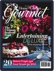 House & Garden Gourmet South Africa Magazine (Digital) Subscription January 3rd, 2014 Issue