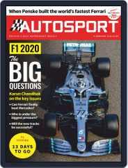 Autosport (Digital) Subscription February 6th, 2020 Issue