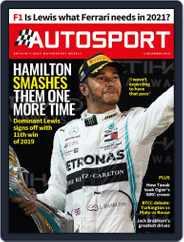 Autosport (Digital) Subscription December 5th, 2019 Issue