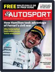 Autosport (Digital) Subscription October 3rd, 2019 Issue