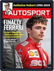 Autosport (Digital) Subscription September 5th, 2019 Issue