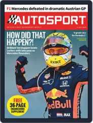 Autosport (Digital) Subscription July 4th, 2019 Issue