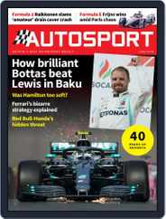 Autosport (Digital) Subscription May 2nd, 2019 Issue