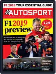 Autosport (Digital) Subscription March 7th, 2019 Issue