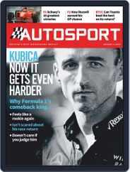 Autosport (Digital) Subscription January 3rd, 2019 Issue