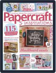 PaperCraft Inspirations (Digital) Subscription October 1st, 2019 Issue