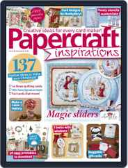 PaperCraft Inspirations (Digital) Subscription November 1st, 2018 Issue