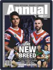 Official Rugby League Annual Magazine (Digital) Subscription November 23rd, 2018 Issue