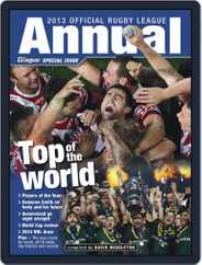 Official Rugby League Annual Magazine (Digital) Subscription December 18th, 2013 Issue
